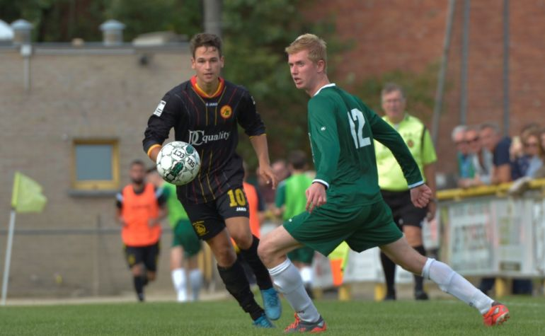 Tegenstanders in Group S cup bekend